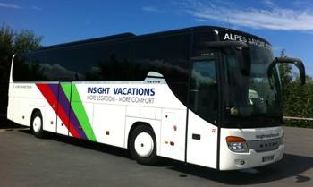 Voyage location autocar minibus en Europe