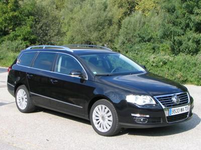 Taxi Volkswagen Passat savoie